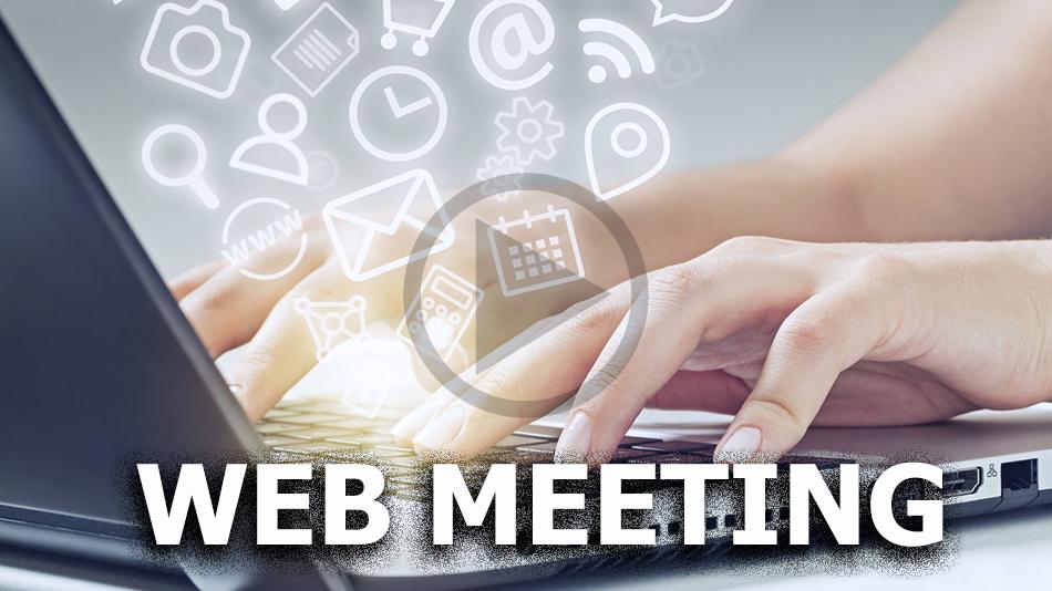 Start Web Meeting
